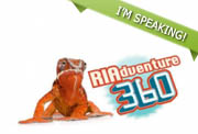 RIAdventure speaker badge