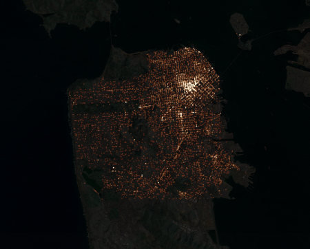 http://dougmccune.com/blog/2009/12/30/data-visualized-as-city-lights-at-night/