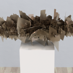 Weaponized Counties – 2016 US Election Sculpture